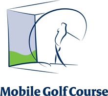 Mobile Golf Course | Logo
