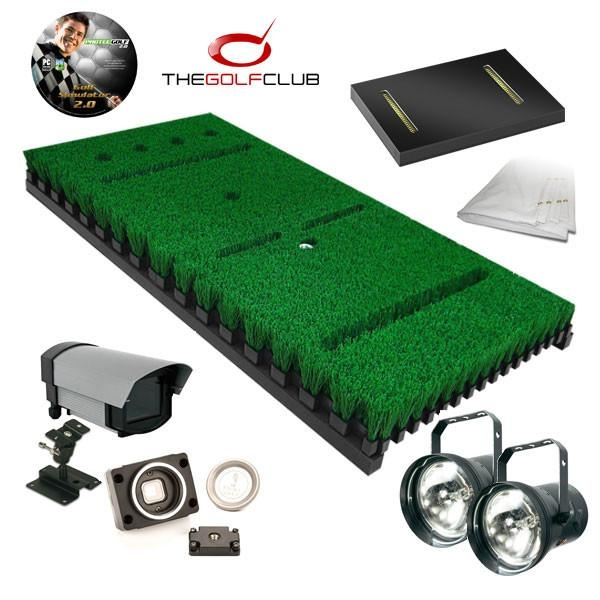 ProTee Golfsimulator Base Pack 2