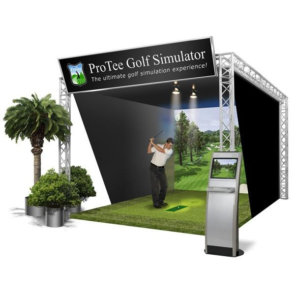 ProTee Golfsimulator Ultimate Edition