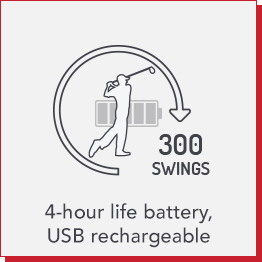 R-Motion battery life