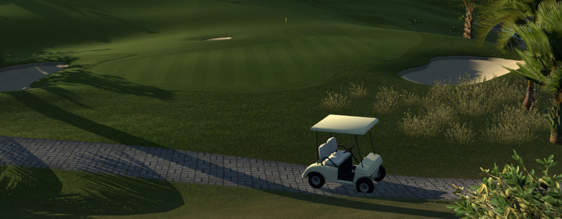 Mobiele-Golf-Simulator